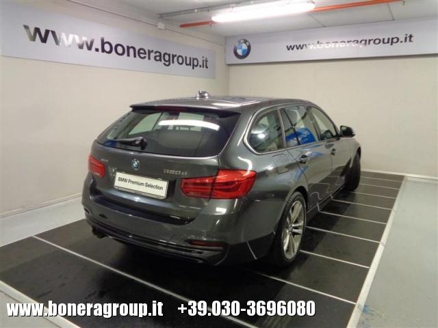 BMW 320 d xDrive Touring Sport - DOPPIO TRENO GOMME Immagine 4