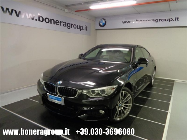 BMW 420 Gran Coupé MSport Immagine 0