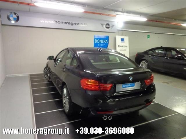 BMW 420 Gran Coupé MSport Immagine 4
