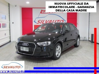 Audi A3 Nuovo NEW SPBK 1.0 TFSI 116CV MY\' 18