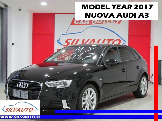AUDI A3 NEW SPBK 1.6 TDI S-TRONIC BUSINESS 110CV MY' 17 Immagine 0