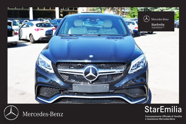 MERCEDES-BENZ GLE 63 AMG S 4Matic Coupé AMG Immagine 1