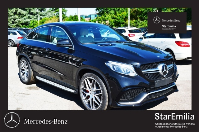 MERCEDES-BENZ GLE 63 AMG S 4Matic Coupé AMG Immagine 2