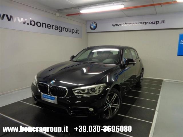 BMW 118 d 5p. Sport  Autom. Immagine 0