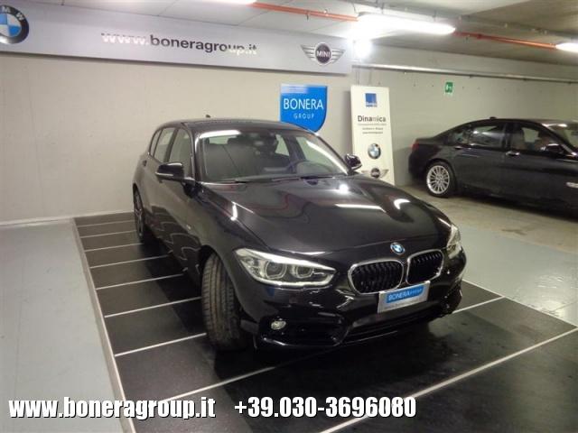 BMW 118 d 5p. Sport  Autom. Immagine 2