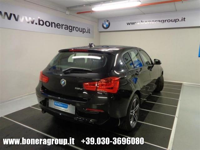BMW 118 d 5p. Sport  Autom. Immagine 3