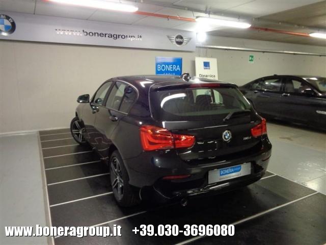 BMW 118 d 5p. Sport  Autom. Immagine 4