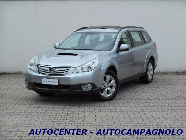 SUBARU OUTBACK 2.0D Trend Limited *FULL* Immagine 0