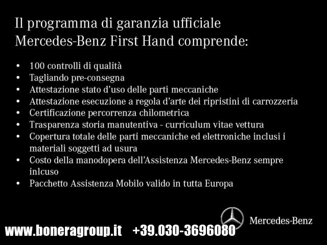 MERCEDES-BENZ CLA 200 d S.W. Automatic Executive - Doppio treno gomme Immagine 1