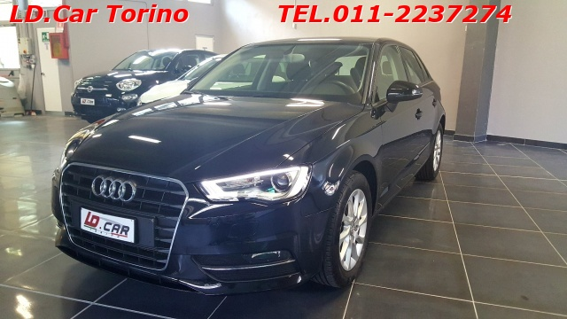 AUDI A3 SPB 1.6 TDI attraction *XENON+NAVI.* Immagine 0
