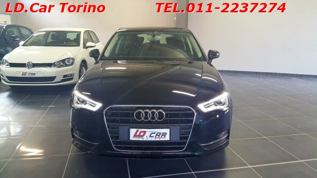 AUDI A3 SPB 1.6 TDI attraction *XENON+NAVI.* Immagine 1