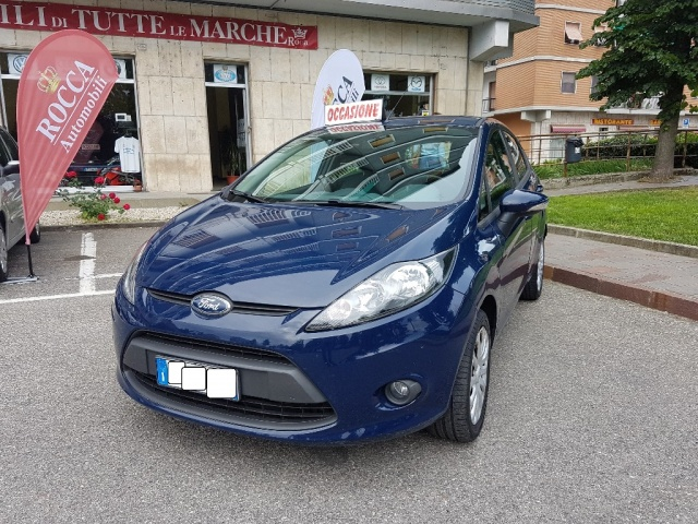 FORD Fiesta + 1.2 60 CV 5p. Ikon Immagine 1