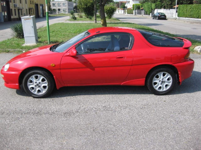 "MAZDA MX-3 1.8i V6 24V cat "" CONSERVATA UNICO PROPRIETARIO "" Immagine 3"