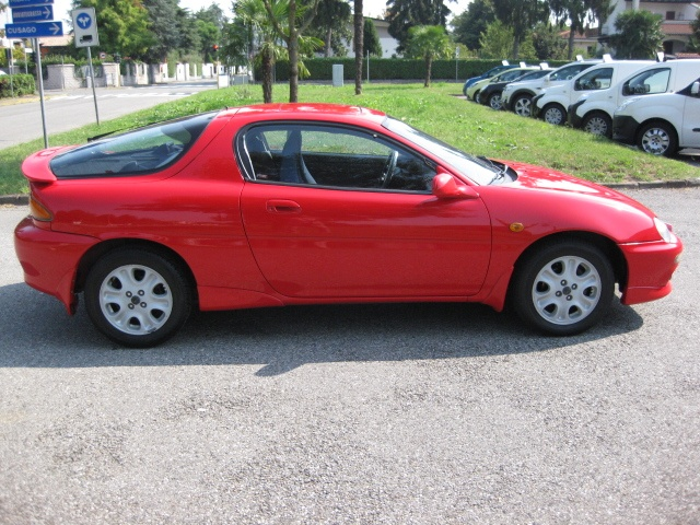 "MAZDA MX-3 1.8i V6 24V cat "" CONSERVATA UNICO PROPRIETARIO "" Immagine 4"