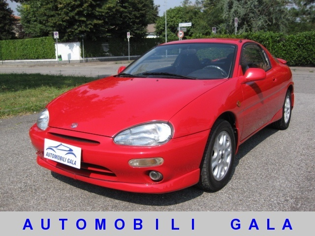 "MAZDA MX-3 1.8i V6 24V cat "" CONSERVATA UNICO PROPRIETARIO "" Immagine 0"