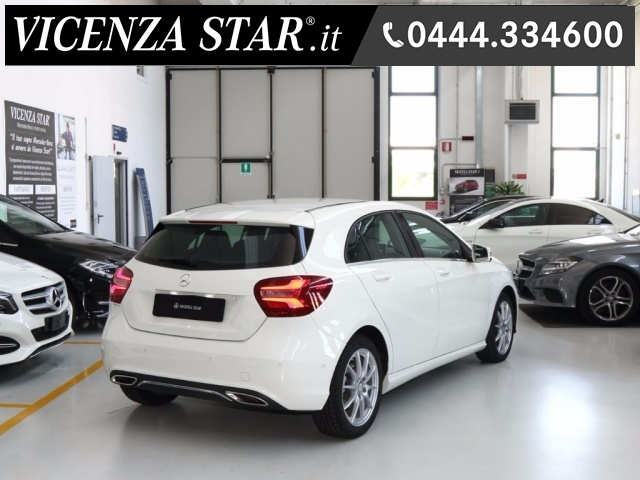 MERCEDES-BENZ A 180 d AUTOMATIC SPORT RESTYLING Immagine 1