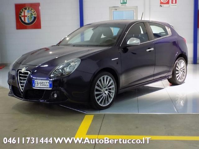 ALFA ROMEO Giulietta 1.4 T Distinctive +Premium pk. +Sport Pk. Immagine 0