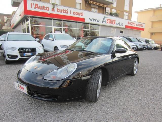 PORSCHE 911 996 Coupé Autom. TipTronic - Pelle Acquamarina Immagine 0