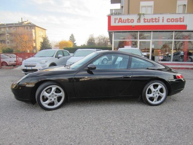 PORSCHE 911 996 Coupé Autom. TipTronic - Pelle Acquamarina Immagine 1