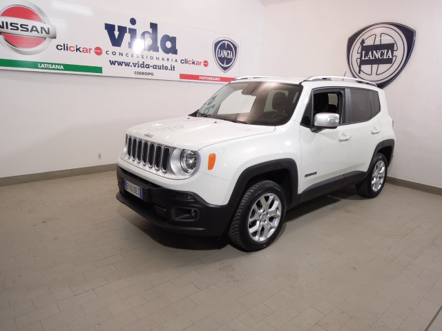 JEEP Renegade 2.0 Mjt 140CV 4WD Active Drive Limited Immagine 0