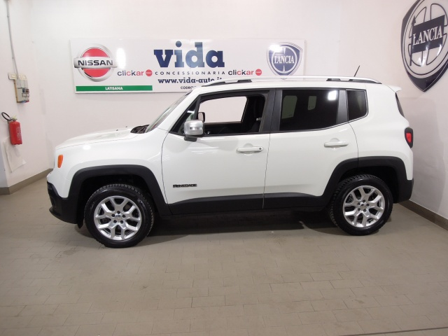 JEEP Renegade 2.0 Mjt 140CV 4WD Active Drive Limited Immagine 4