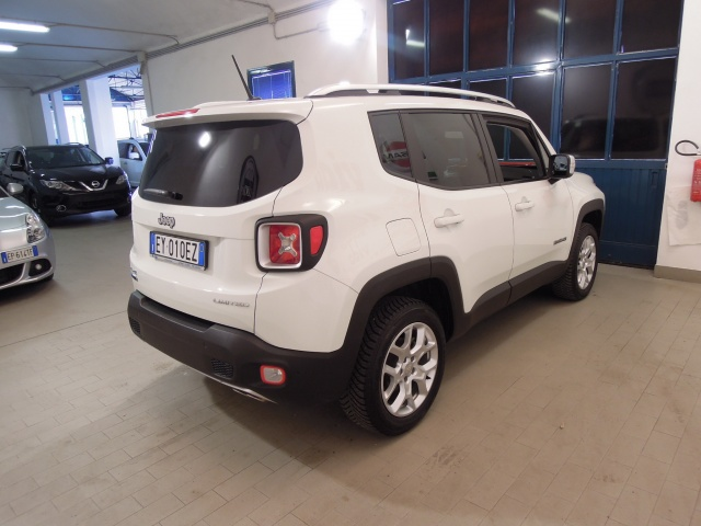 JEEP Renegade 2.0 Mjt 140CV 4WD Active Drive Limited Immagine 3