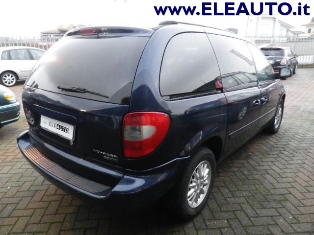 CHRYSLER Voyager 2.8 CRD cat DPF LX Auto Immagine 3