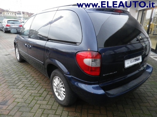 CHRYSLER Voyager 2.8 CRD cat DPF LX Auto Immagine 4