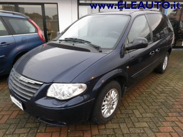 CHRYSLER Voyager 2.8 CRD cat DPF LX Auto Immagine 2