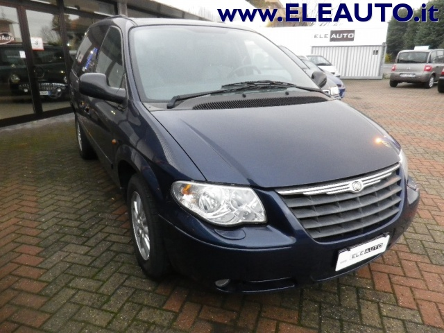 CHRYSLER Voyager 2.8 CRD cat DPF LX Auto Immagine 0