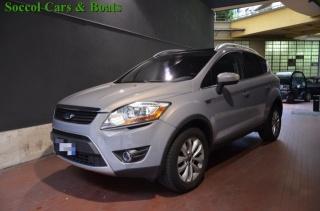 Ford kuga usato 2.0 tdci 163cv 4wd powersh.tit.dpf