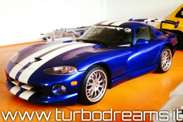 CHRYSLER Viper GTS 8.0 V10 COUPE' INCREDIBLE CONDITIONS !!! Immagine 0