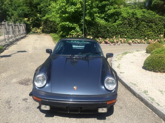 PORSCHE 911 930 3.3 Turbo Coupé Immagine 2