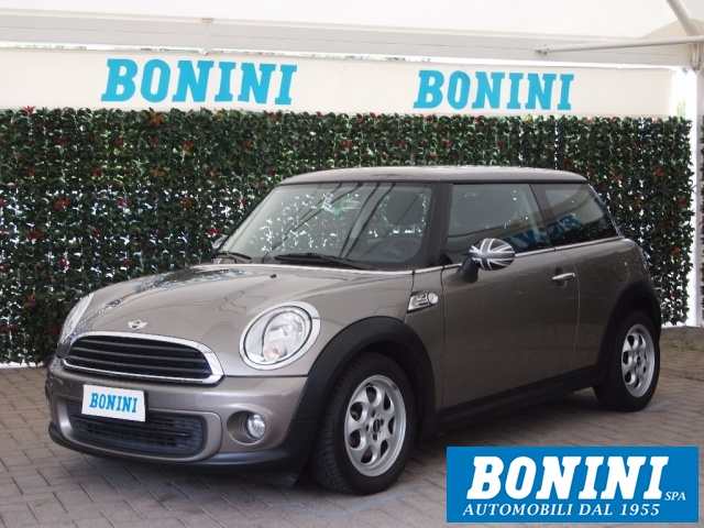 MINI One Grigio medio metallizzato