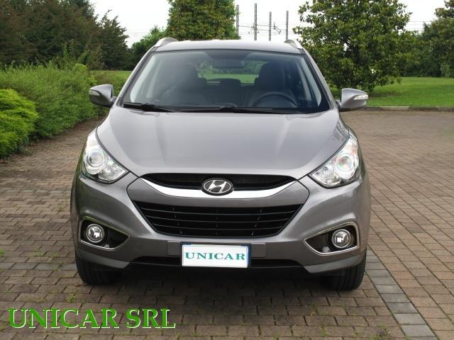 HYUNDAI iX35 1.6 GDI 16V 2WD Comfort Immagine 1