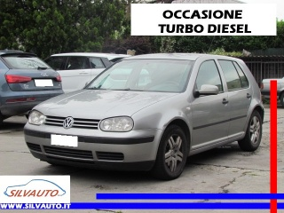 Volkswagen golf 4 usato golf 1.9 tdi/130 cv cat 5p. time