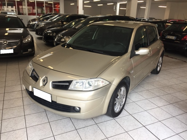 RENAULT Megane Mégane 1.6 16V 5p. GPL S.S. Extreme Immagine 0