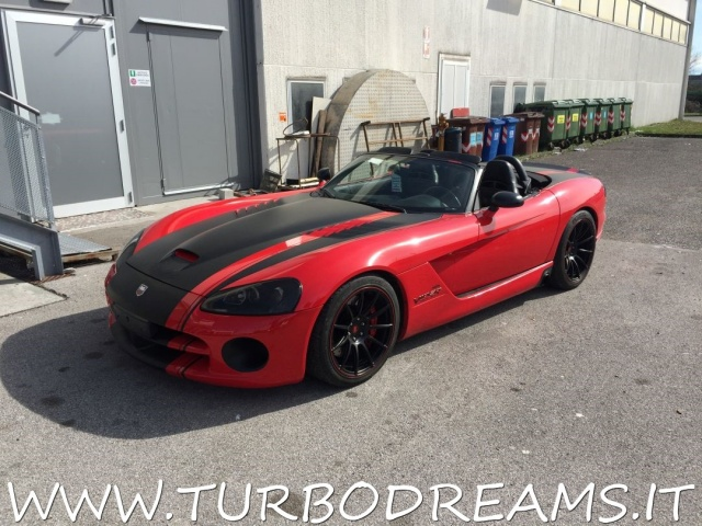 "DODGE Viper 8.3 SRT-10 ACR LOOK 19"" FORGED WHEELS SUPER WOW !! Immagine 3"