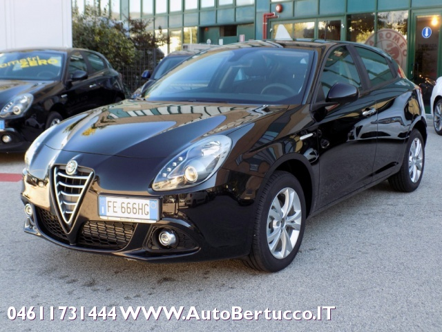 ALFA ROMEO Giulietta 1.4 Turbo 120 CV GPL Progression Immagine 0