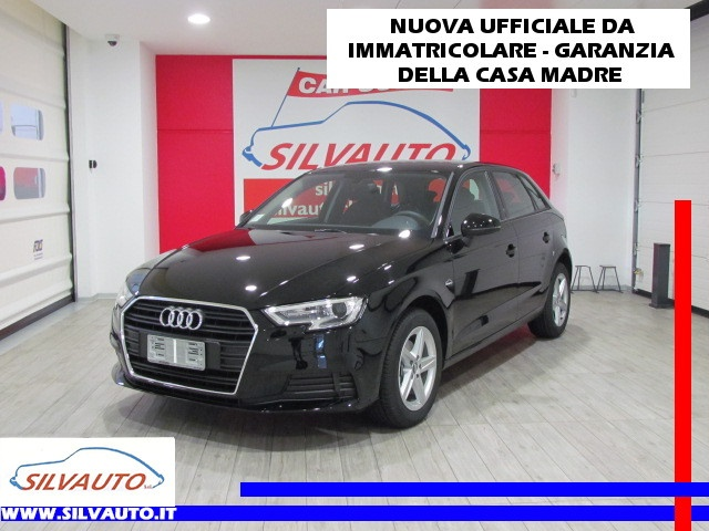 AUDI A3 NEW SPBK 1.6 TDI 116CV  MY' 18 Immagine 0