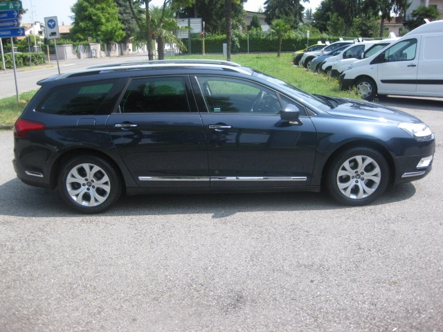 CITROEN C5 2.0 HDi 140cv Tourer Seduction Fap Euro 5/B Immagine 4