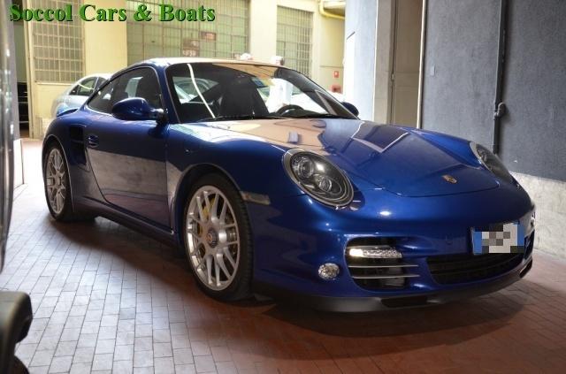 PORSCHE 911 Turbo S Coupé*P.D.K.*SEDILI VENTILATI!! Immagine 0