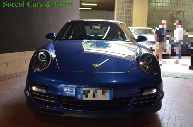 PORSCHE 911 Turbo S Coupé*P.D.K.*SEDILI VENTILATI!! Immagine 2