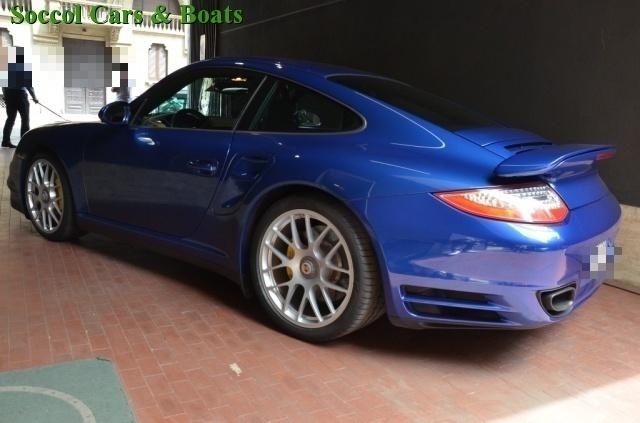 PORSCHE 911 Turbo S Coupé*P.D.K.*SEDILI VENTILATI!! Immagine 3