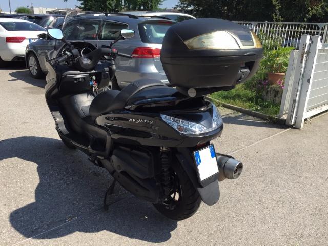 MOTOS-BIKES Yamaha MAJESTY 400 TAGLIANDATO Immagine 3