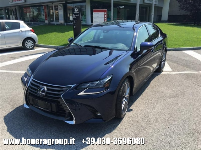 LEXUS GS 300 Hybrid Luxury Immagine 0