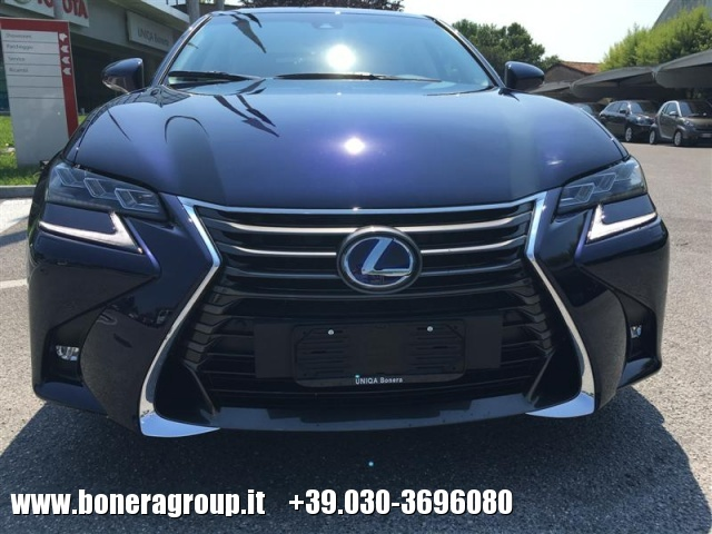 LEXUS GS 300 Hybrid Luxury Immagine 2