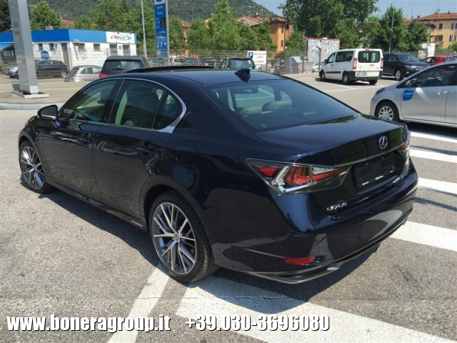 LEXUS GS 300 Hybrid Luxury Immagine 4