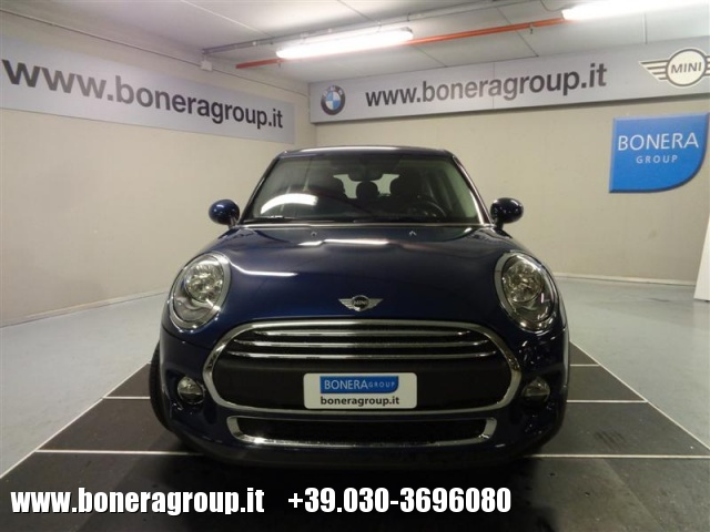 MINI One D 1.5 D Boost 5 porte Immagine 1