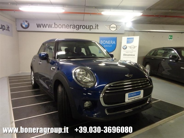 MINI One D 1.5 D Boost 5 porte Immagine 2